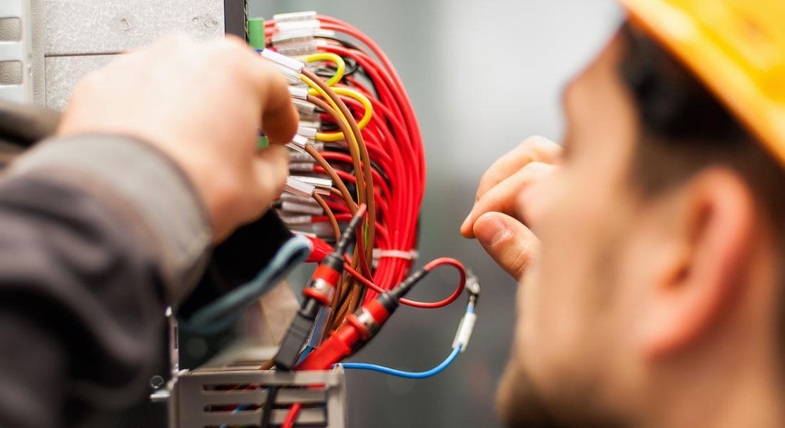 El-installation udføres for erhverv og private