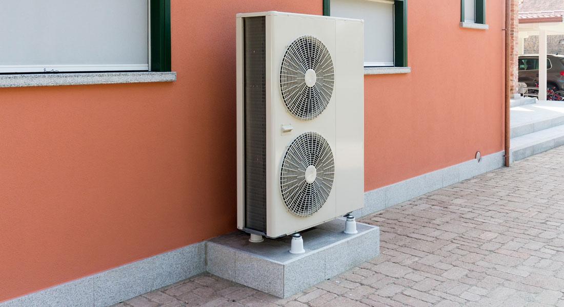 Varmepumper giver store besparelser, både på økonomien og på CO2 udslippet.